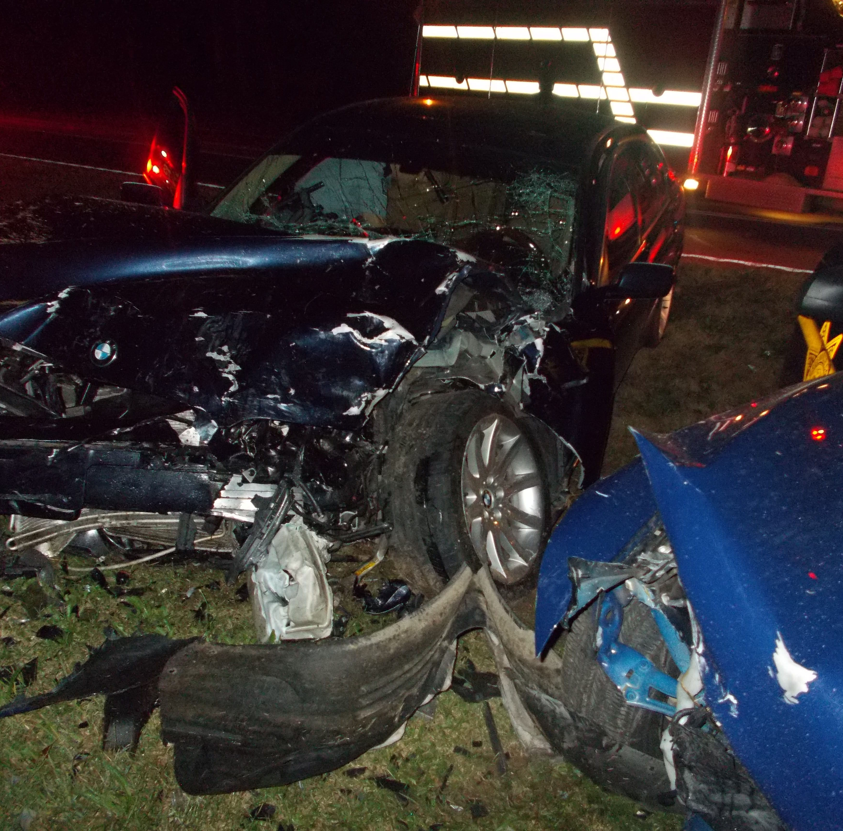 Video: Greenville deputy driving 96 mph crashes into family; wreck leads to lawsuit