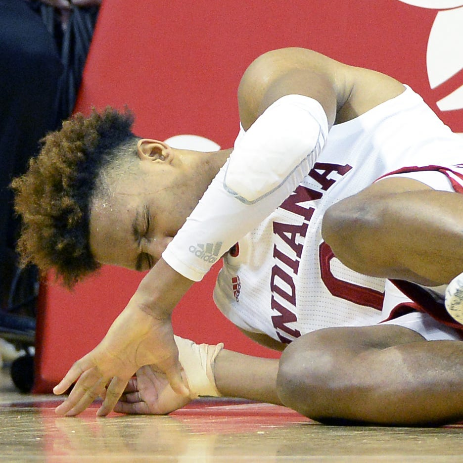 This could have been Romeo Langford's 'Flu Game'