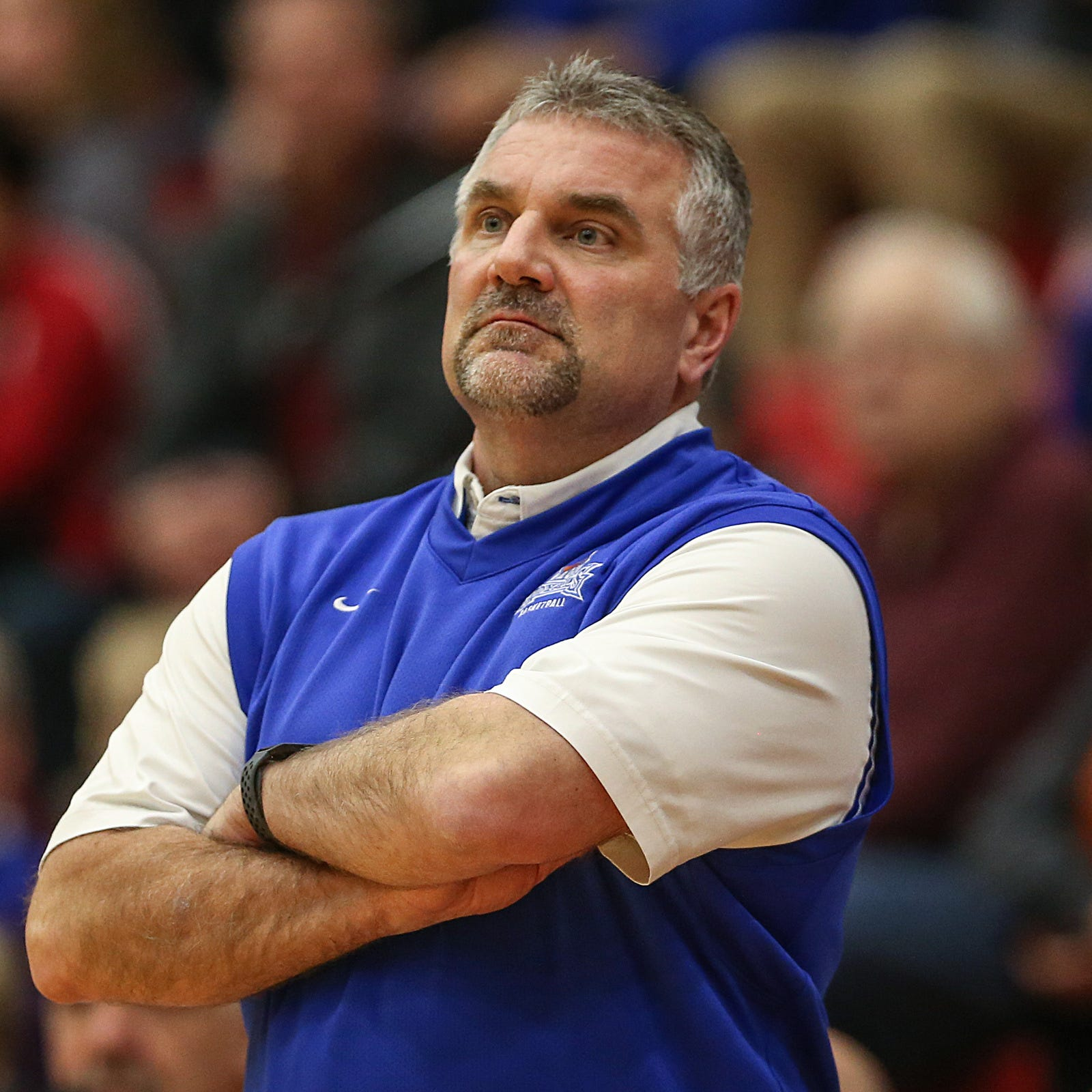 Chris Huppenthal is in his 14th season at Hamilton Southeastern.