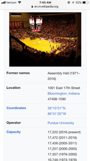 Assembly Hall has a new operator: Purdue