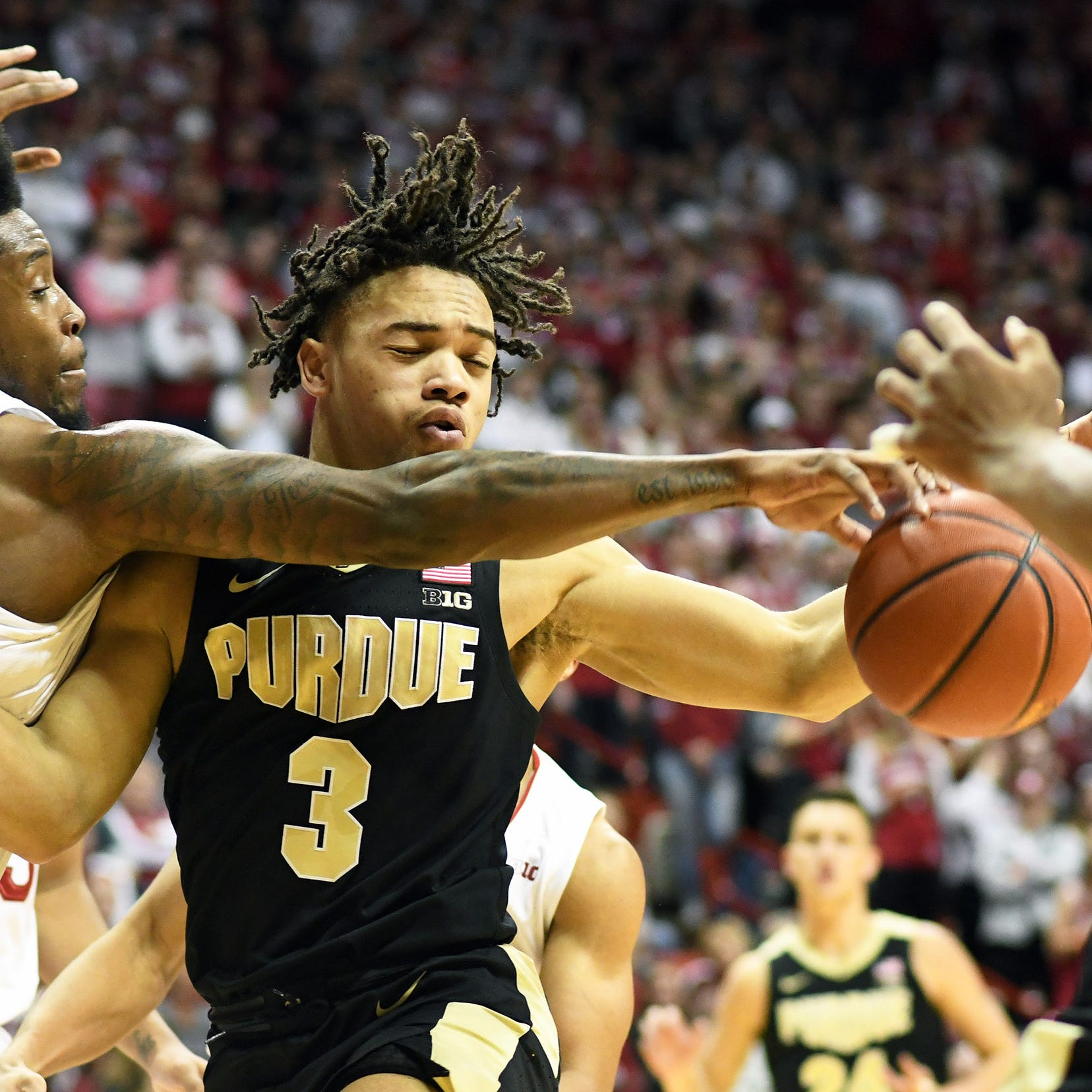 Insider: Purdue needs Carsen Edwards to maximize his role, not take a smaller one