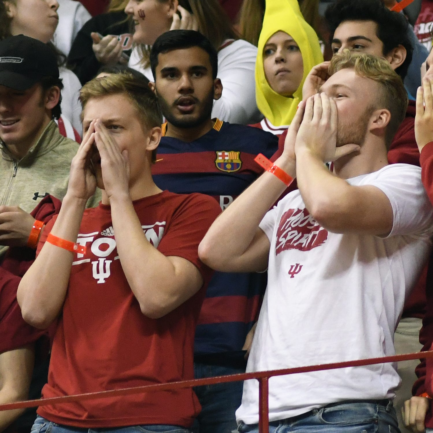 Fred Glass on IU profane chants: 'They were embarrassing and unacceptable.'