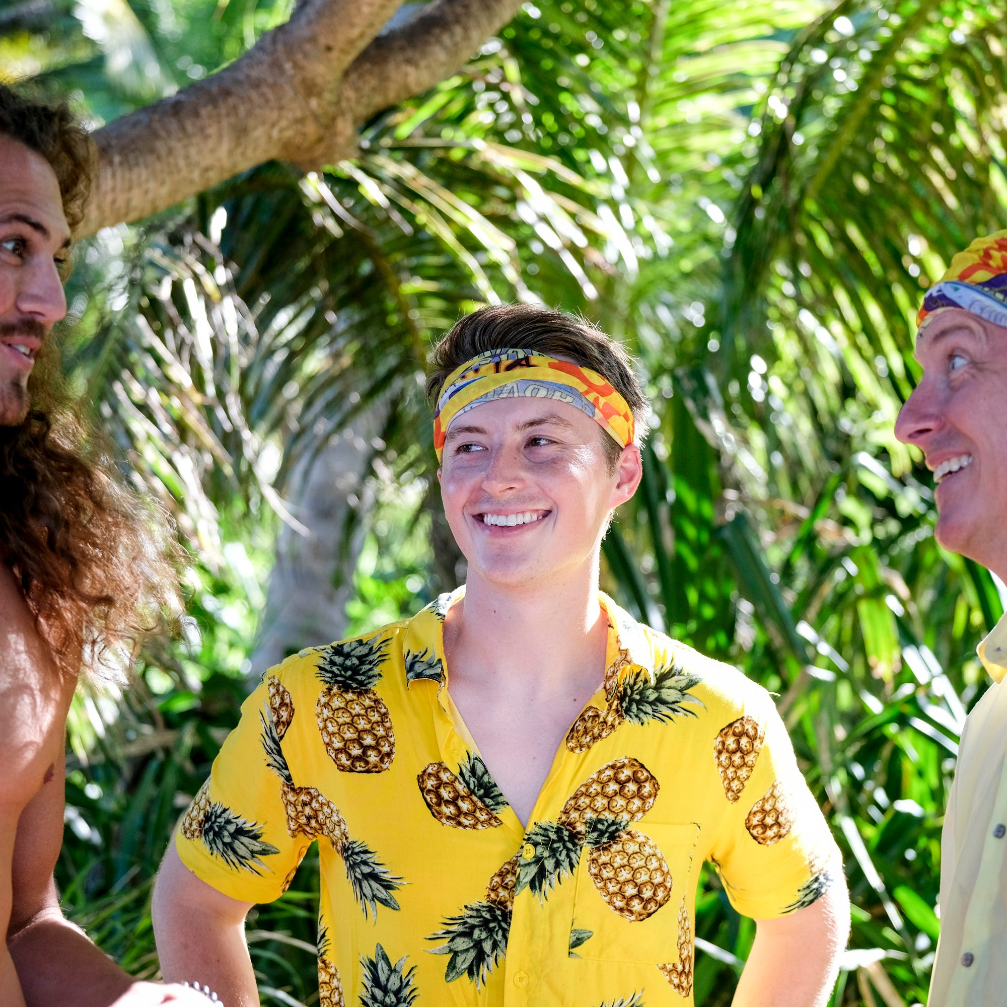 'Survivor: Edge of Extinction:' East Tennessee's Gavin Whitson has strong debut on premiere