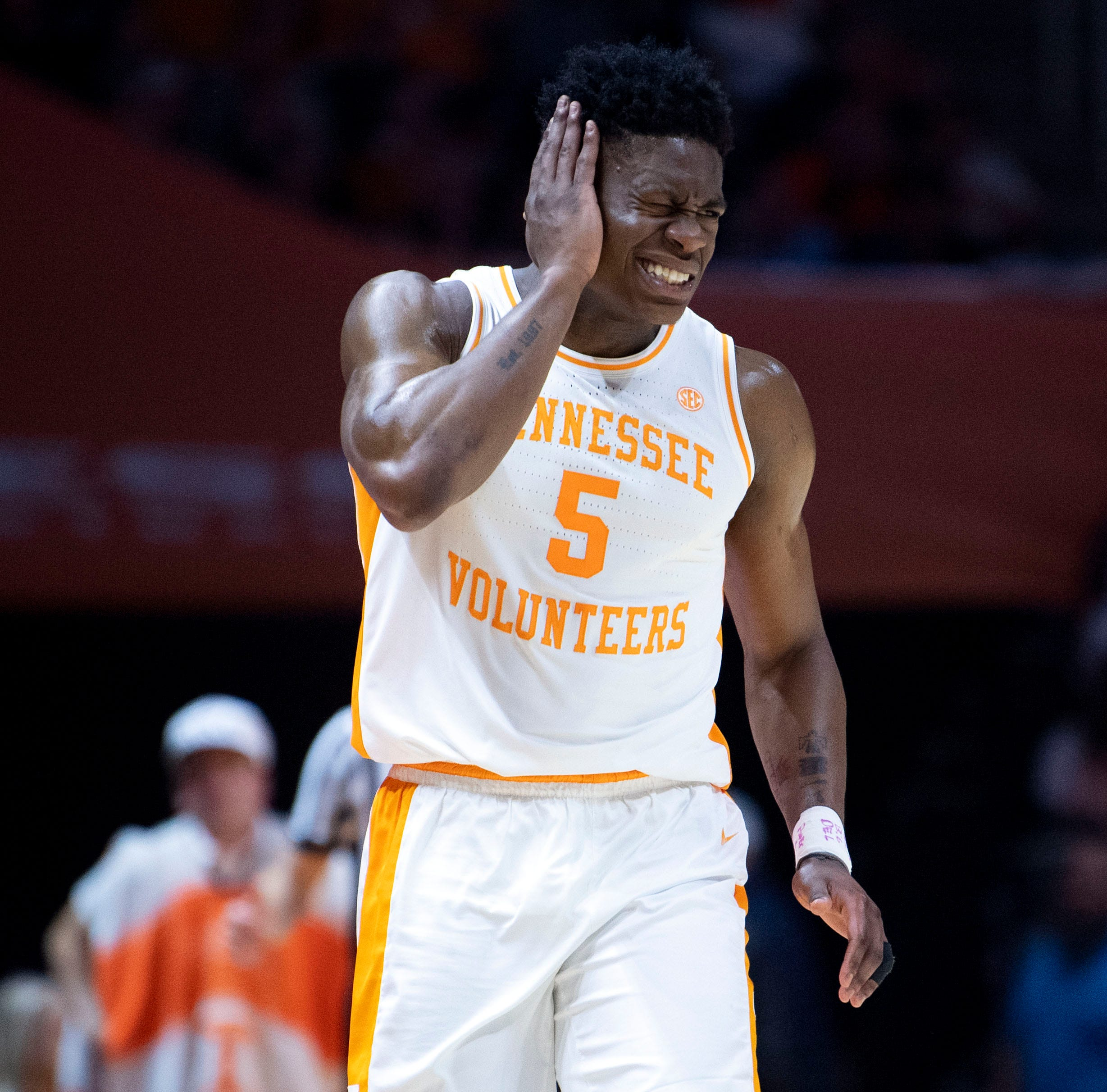 Tennessee basketball faces LSU in Baton Rouge