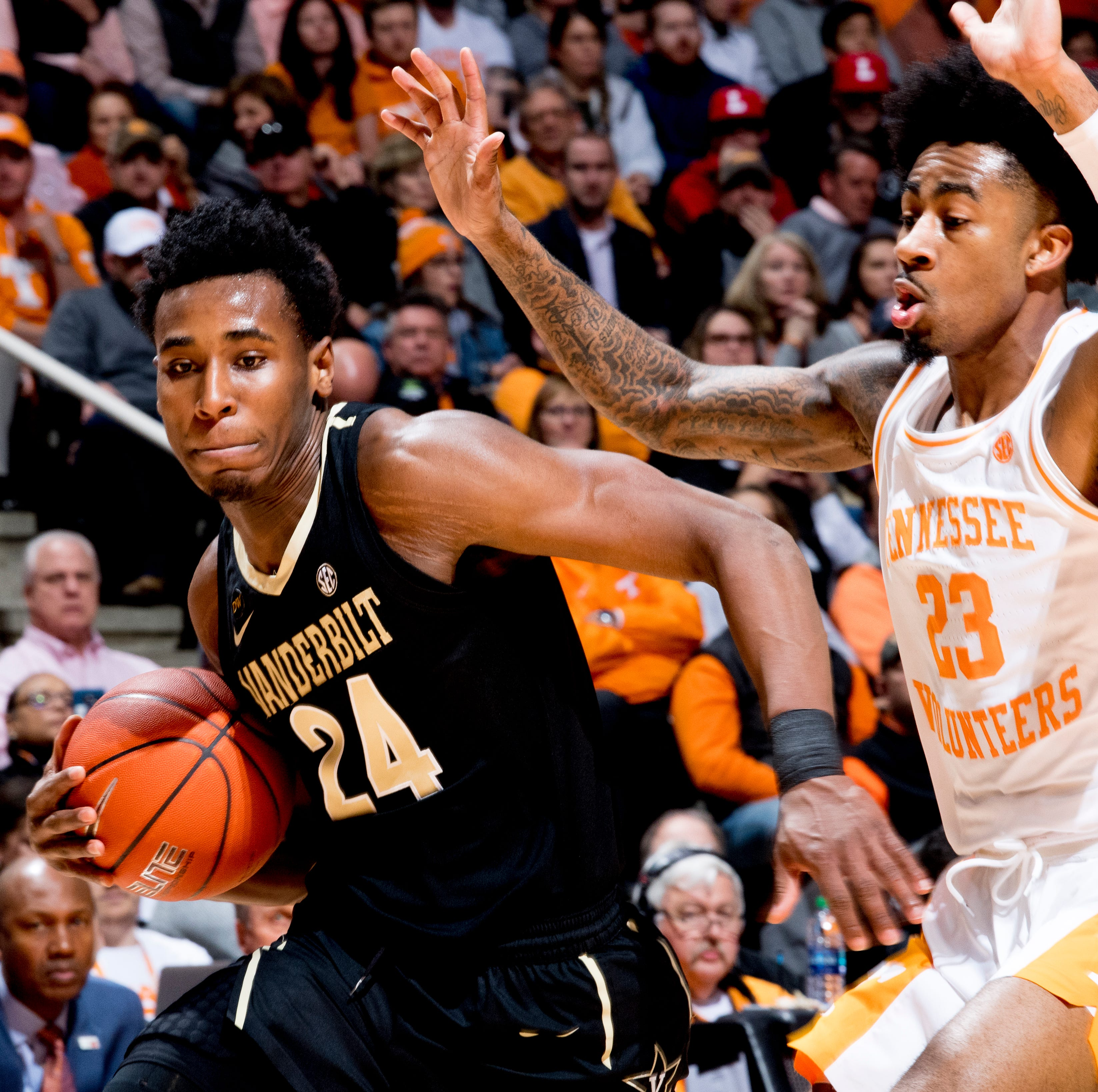 Vanderbilt falls to UT Vols for 14-game losing streak, longest in program history