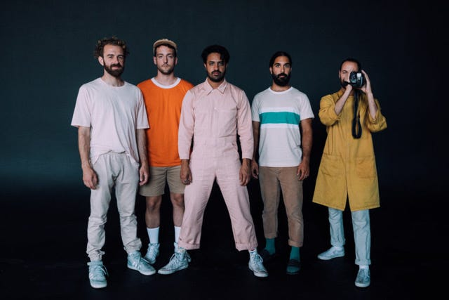 Young the Giant will play MTSU's spring concert.