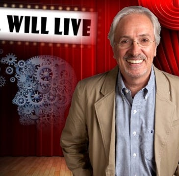 Hear Dr. Will tell the story of your life - and his