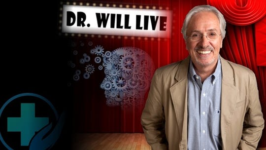 """Dr. Will Tells the Story of Your Life: A One-Man Show,"" a humorous monologue, premieres at 3 p.m. Sunday, Feb. 24, at the Long Center for the Performing Arts."