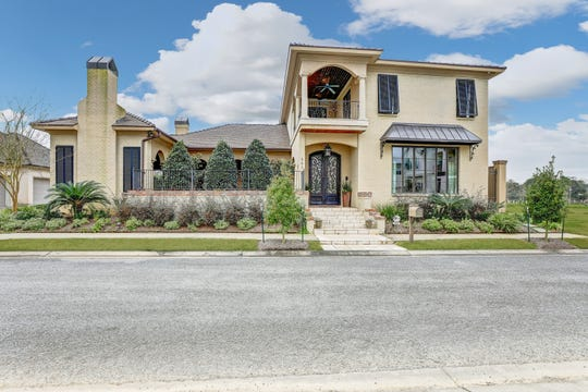 This 6 bedroom, 5 2 1/2 bath home is located at403 Biltmore Way in Lafayette. It is listed at$1,999,999.00.