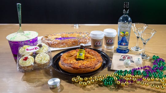 King Cake Taste Test