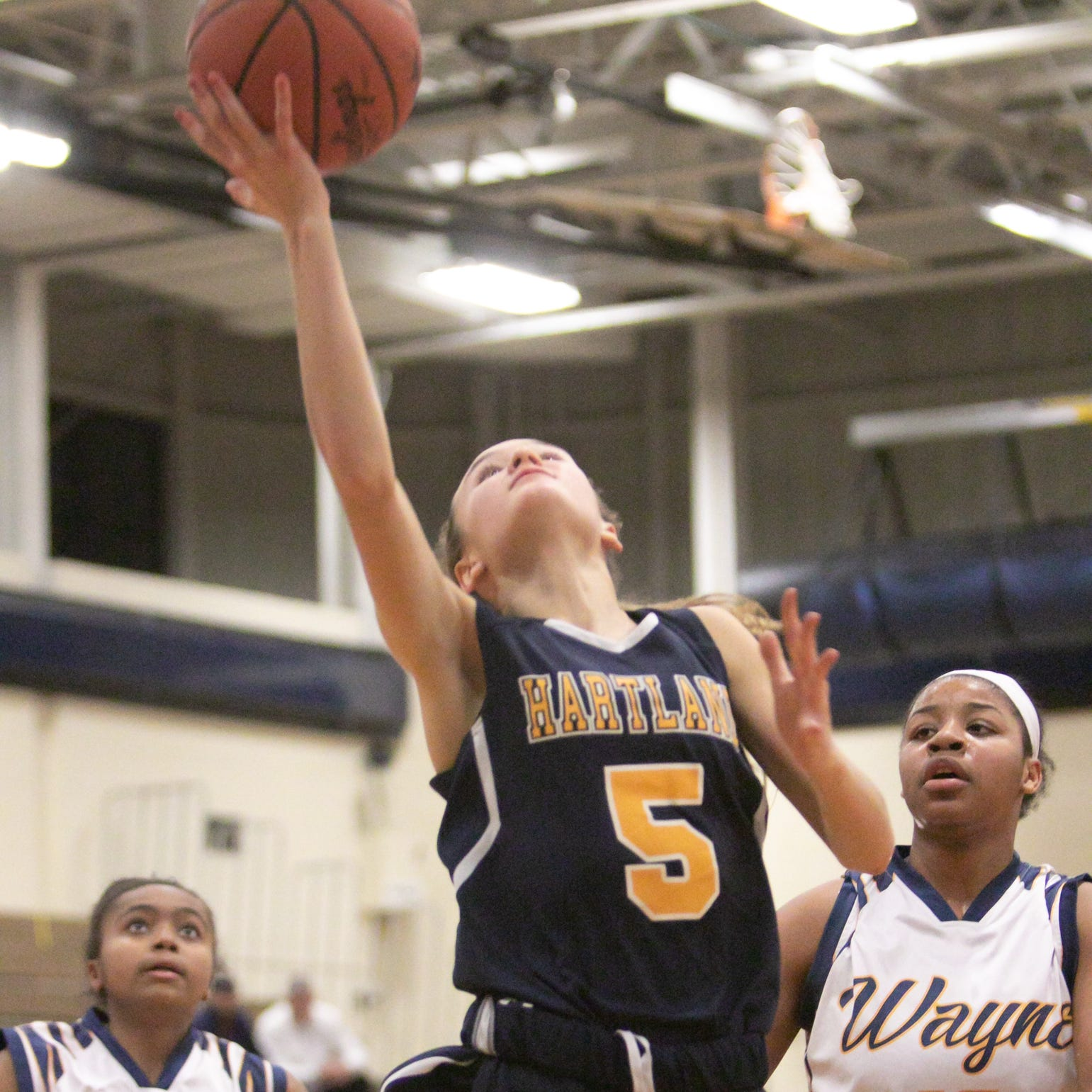 Four takeaways from Hartland-Wayne Memorial girls basketball game