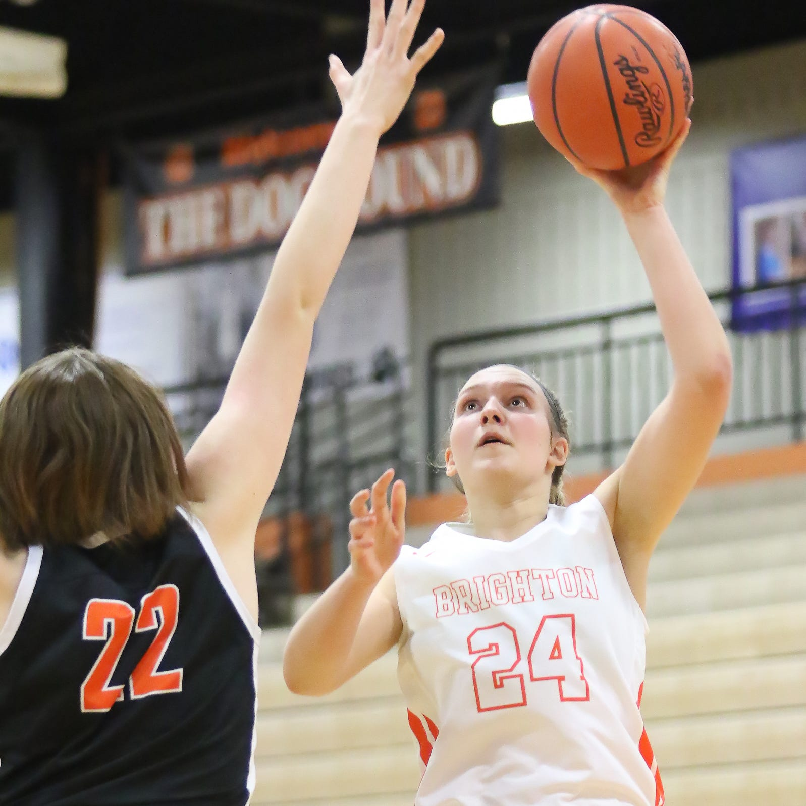 Brighton earns shot at Wayne in KLAA championship girls basketball game