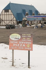 Fowlerville Farms Family Restaurant, shown Wednesday, Feb. 20, 2019, has applied for a state liquor license.