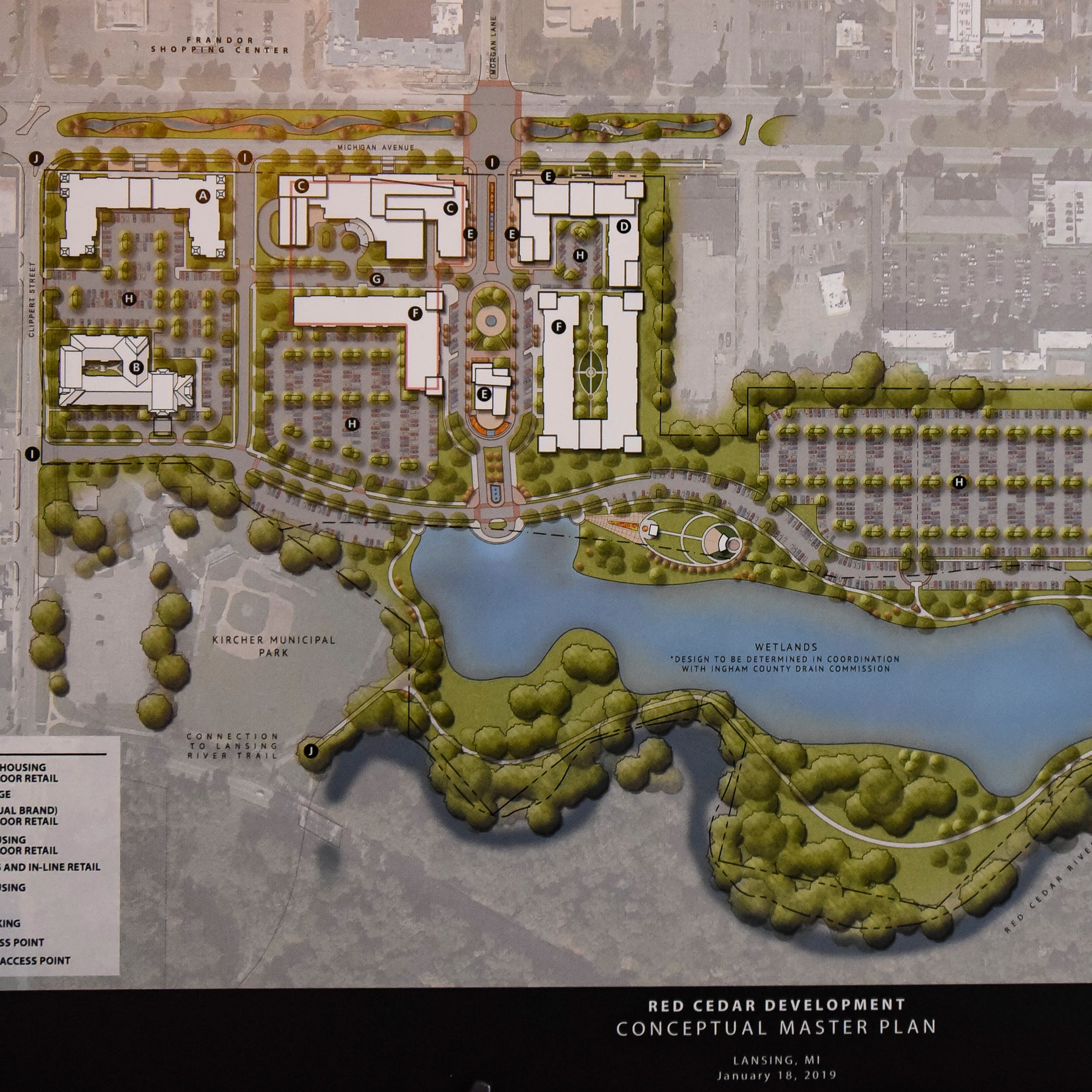City Council approves plan for Red Cedar project. Construction to start in late summer