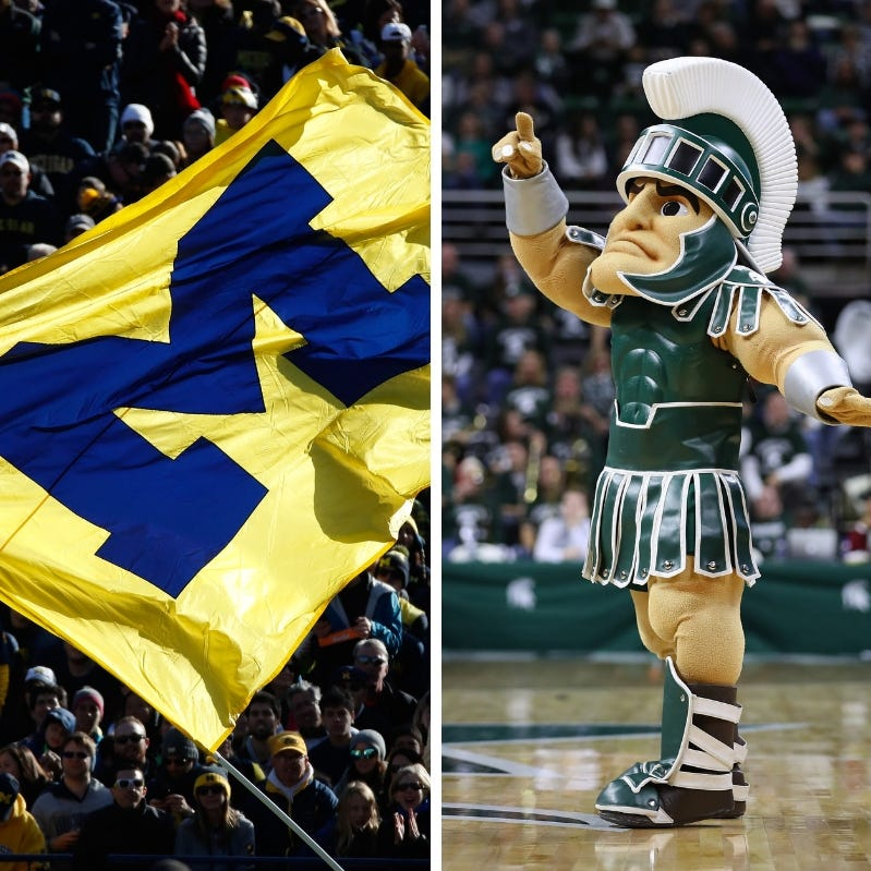 How well do you know your Michigan State-Michigan basketball history? Take Quiz 2 and find out!