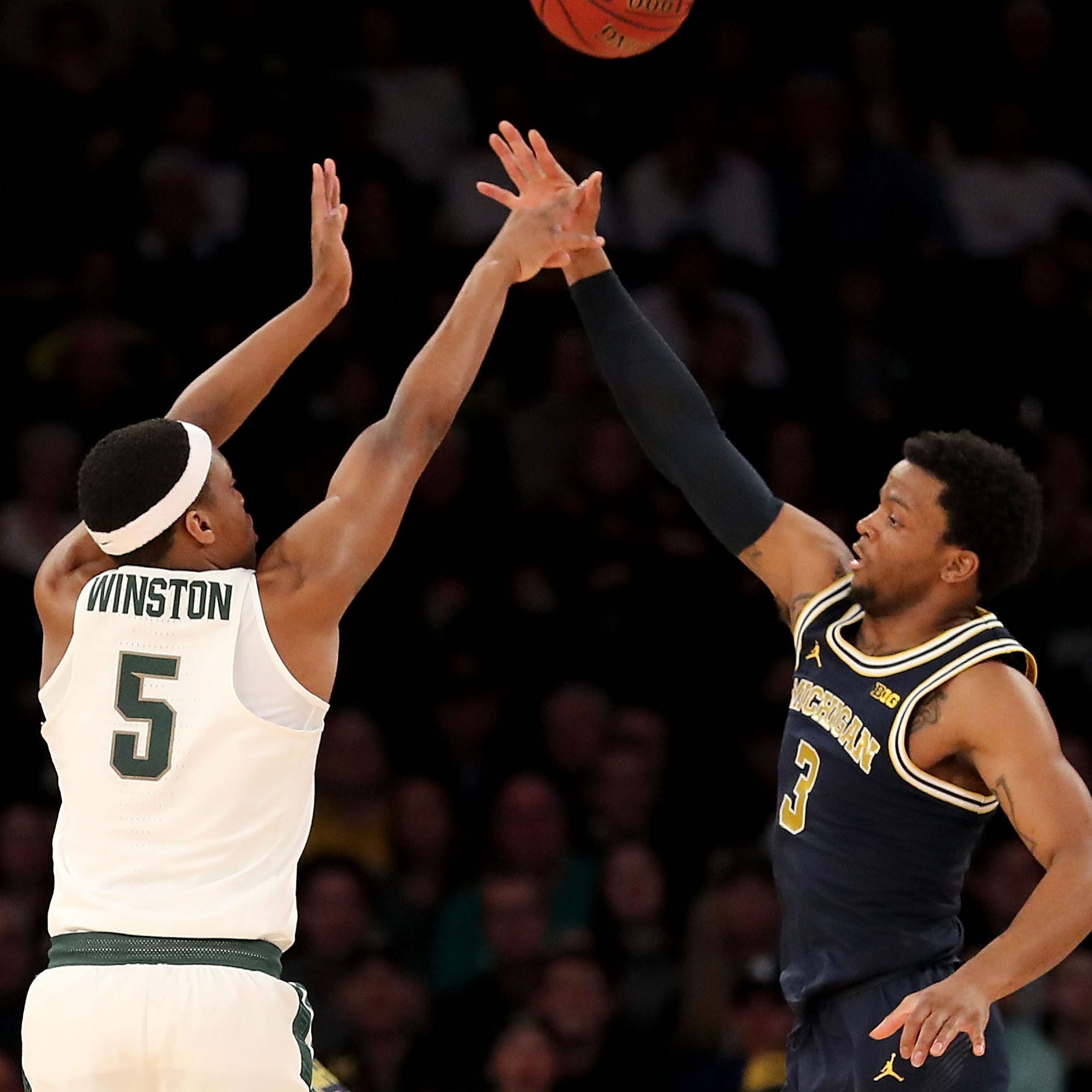 Couch: Cassius Winston can't be the Big Ten's best player until he conquers Zavier Simpson