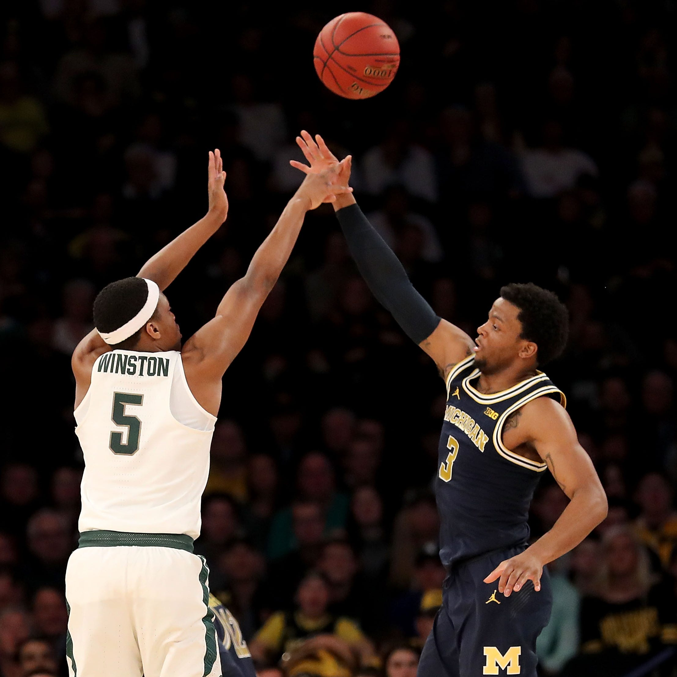 Cassius Winston vs. Zavier Simpson: From AAU foes to Michigan-Michigan State spotlight