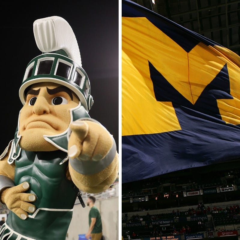 Quiz 3: Michigan State-Michigan basketball history