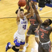 Ontario's Jayden Jacobs helped the Warriors to a 14-8 record including winning eight of their final nine games and a No. 3 finish in the Richland County Boys Basketball Power Poll.