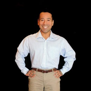 Aurelio V. Diaz is a Democrat running for president of Mansfield City Council.