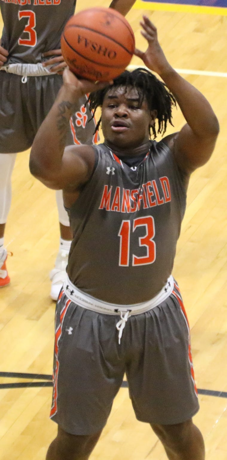 Mansfield Senior's Quan Hilory became just the eighth player in school history to score all 1,000 of his career points in a Tyger uniform.