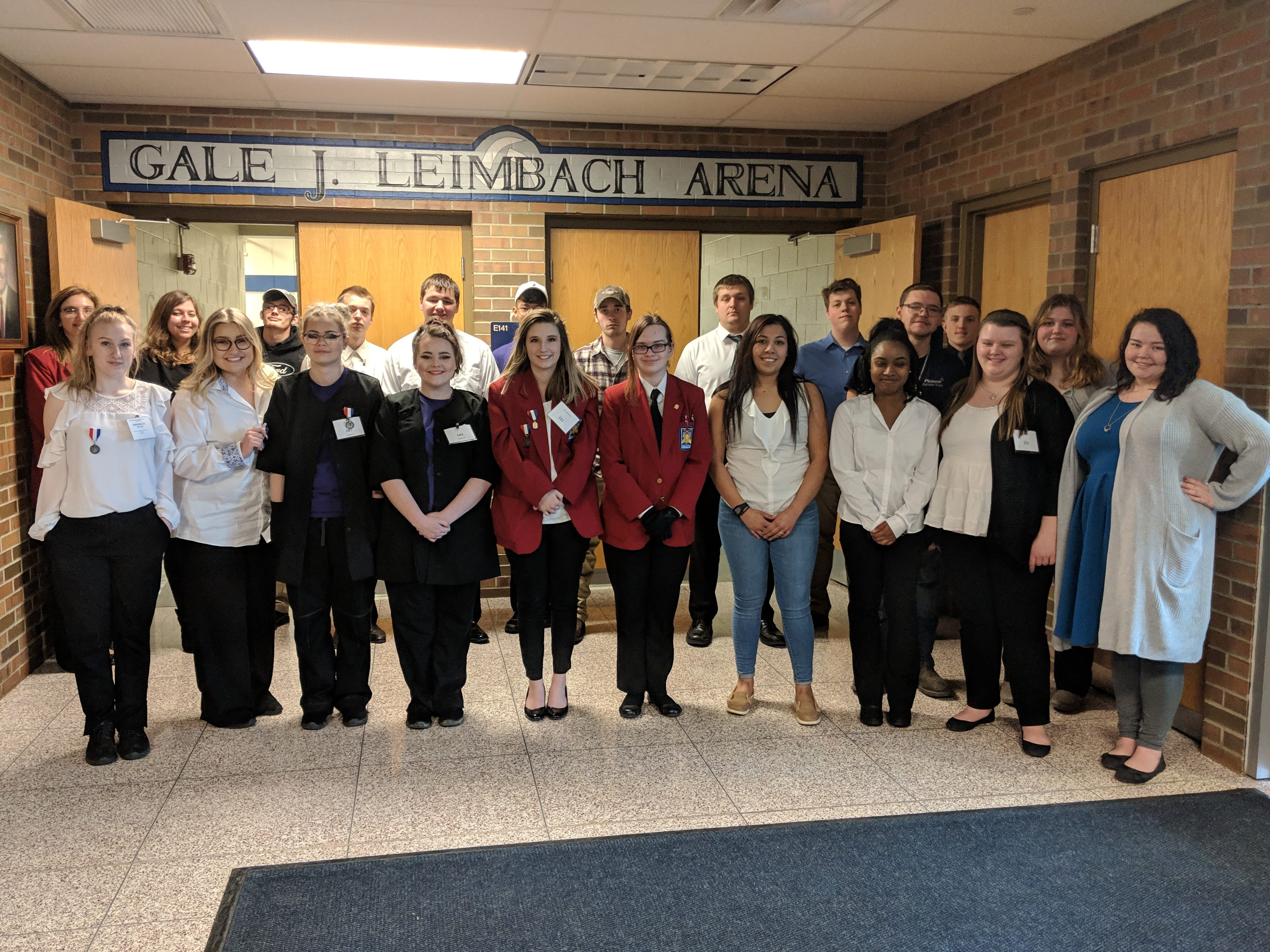 Briefs | Four Pioneer studentsto compete in State SkillsUSA in April