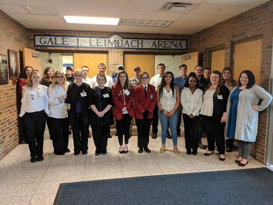 Twenty-three students from Pioneer Career and Technology Center participated in the SkillsUSA Ohio Northwest Regional Competitions Feb. 15.