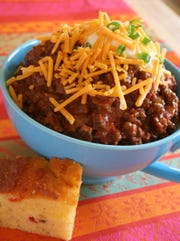 National Chili Day is Thursday, making it the perfect day to enjoy a bowl.