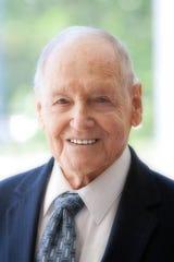 Dr. B. Gray Allison, president emeritus of Mid-America Baptist Theological Seminary.