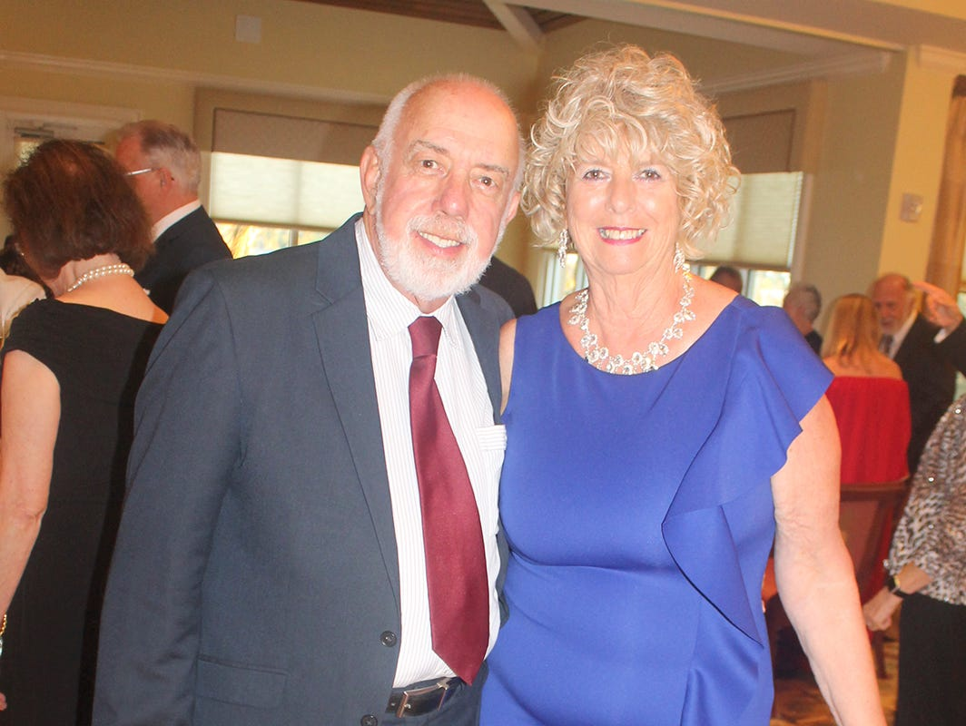 Bob and Cindy MacQuarrie