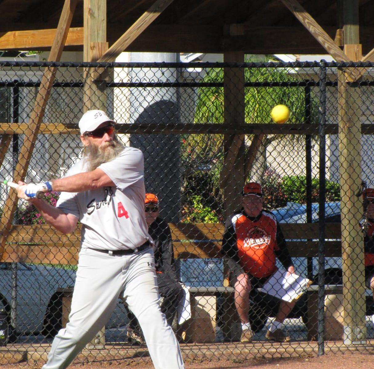 Senior Softball: Triple play, two-hit shutout and 4 one-run games