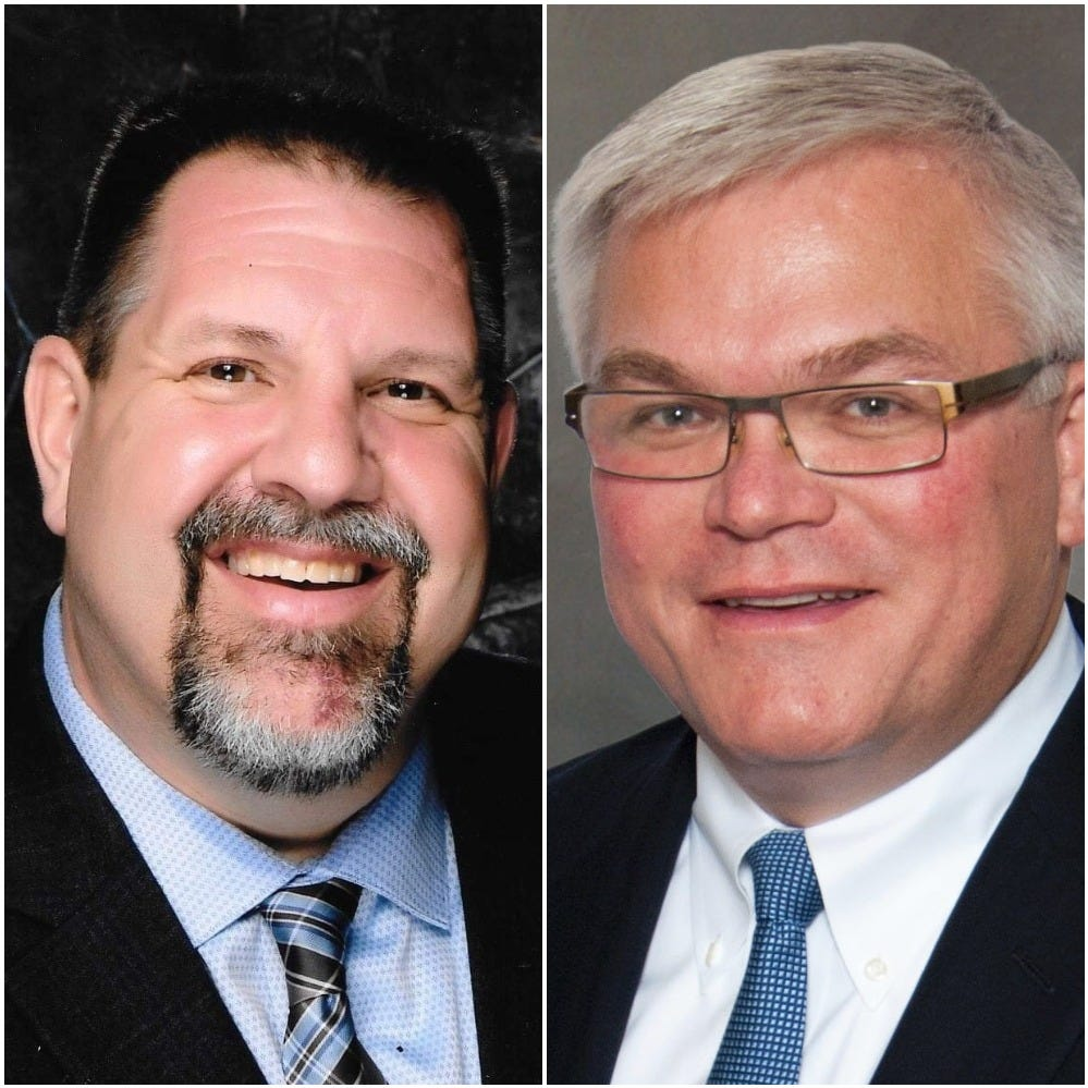 Two Mequon aldermen will compete for mayor's seat in April election