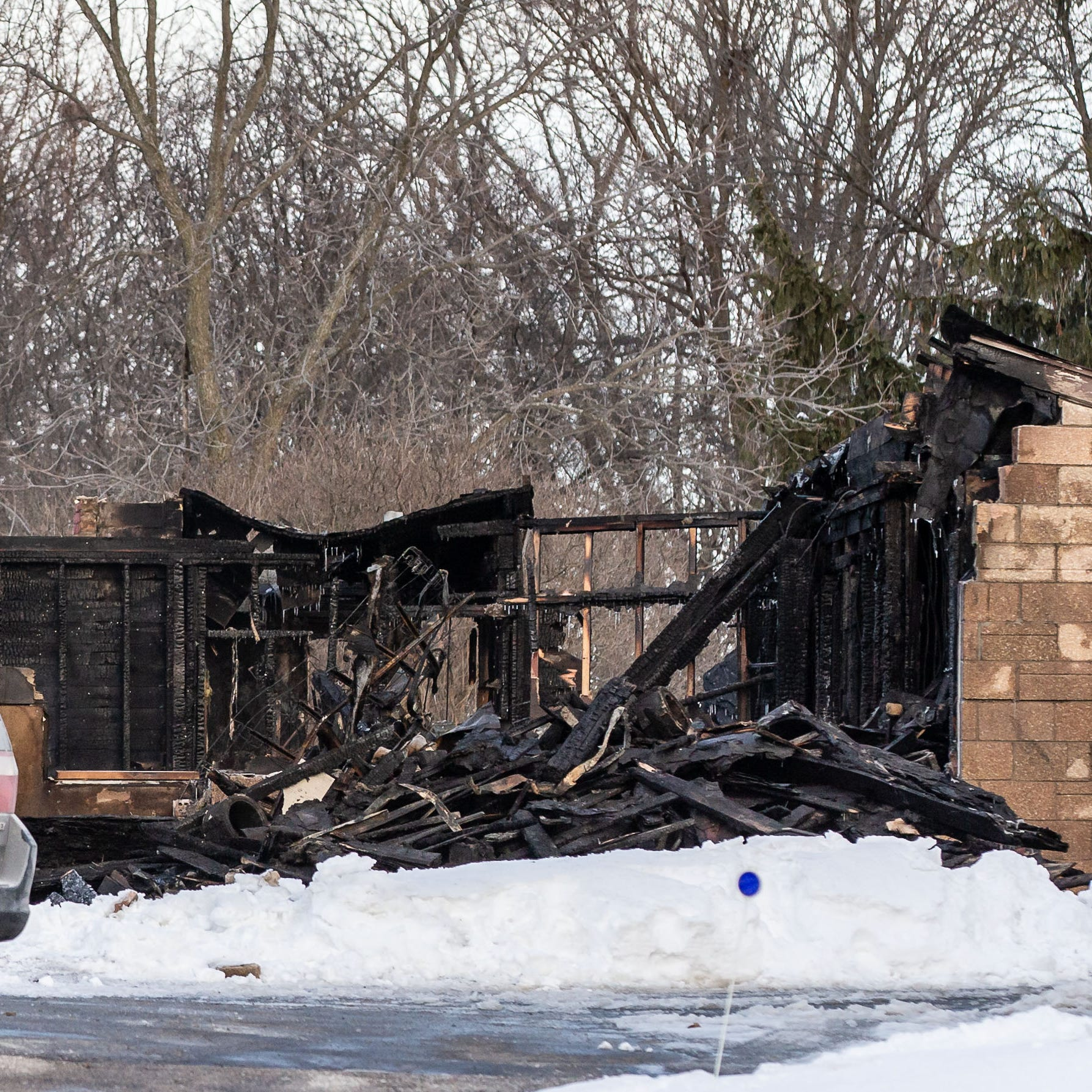 Three found dead in early morning house fire in Waukesha