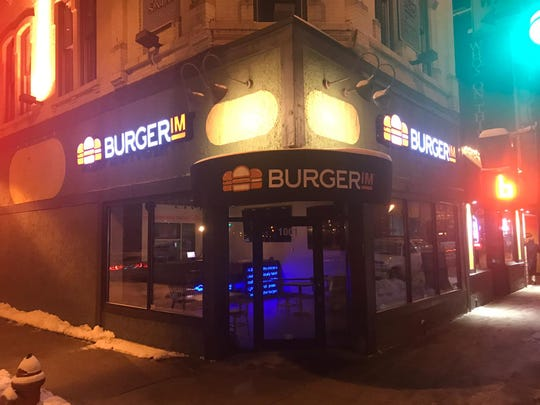 Burgerim, selling mini-burgers made with a choice of protein, is open at 1001 N. Old World Third St.