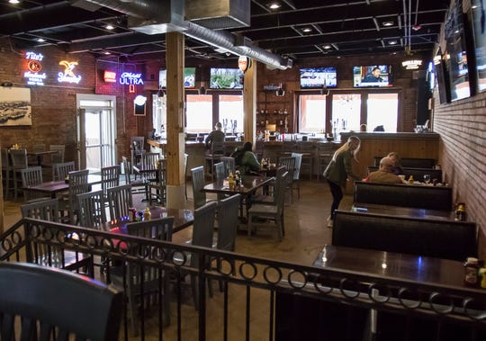 Miro's restaurant, located in downtown Monroe, La., is open for business, featuring a small plate menu, a full salad bar and a full-service bar. The restaurant also has an outdoor patio overlooking the Ouachita River.