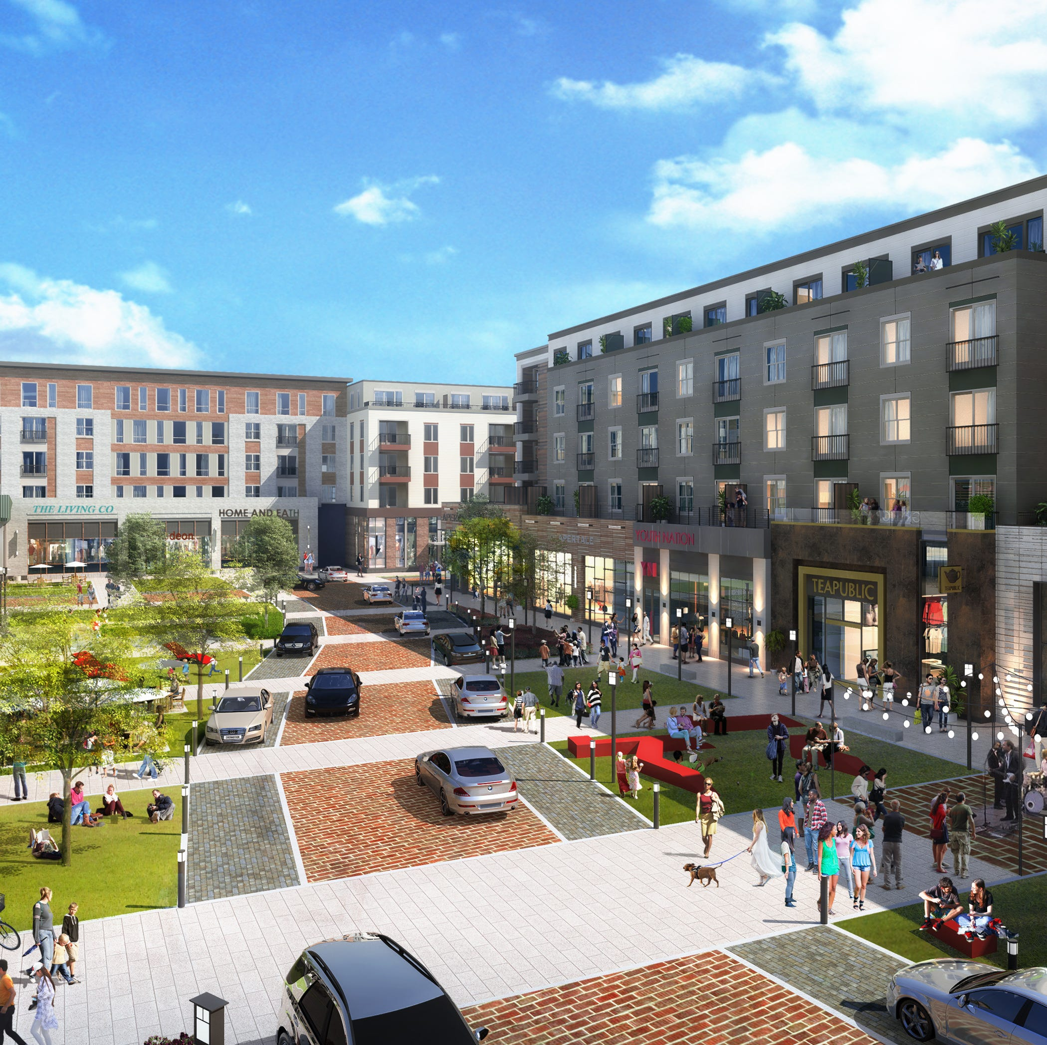 Parsippany OKs tax incentive deal for mixed use, 441-apartment complex