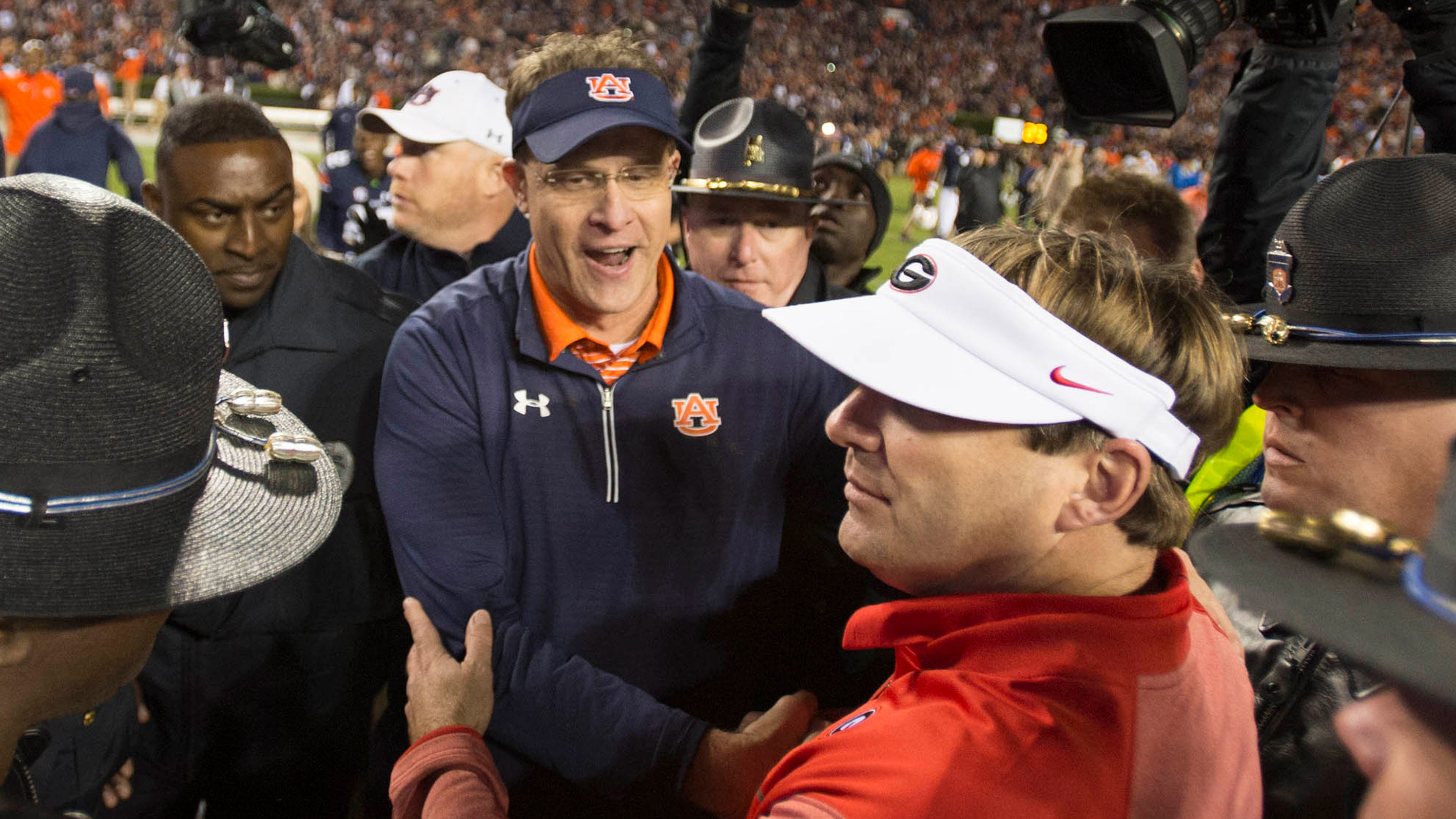 Auburn Football Schedule 2020 Auburn 2020 football schedule: Georgia game moves up, LSU back