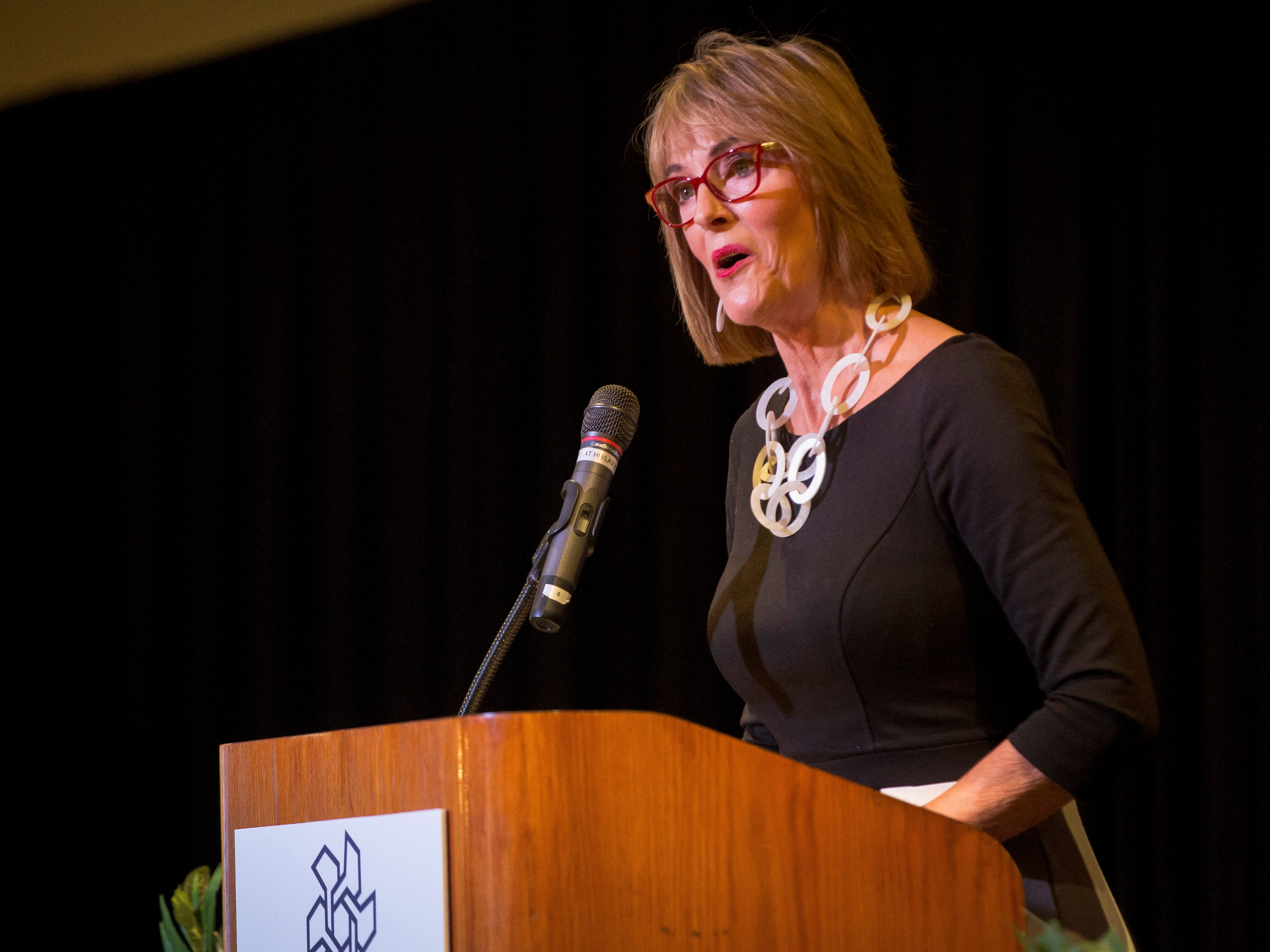 Lt. Gov. Suzanne Crouch touts broadband expansion to rural counties