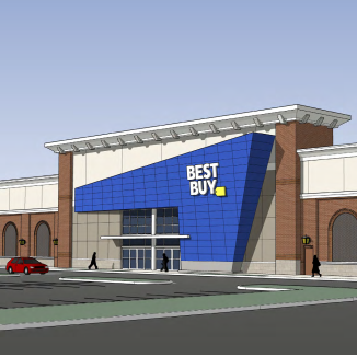Best Buy plans to build new store at The Avenue Murfreesboro