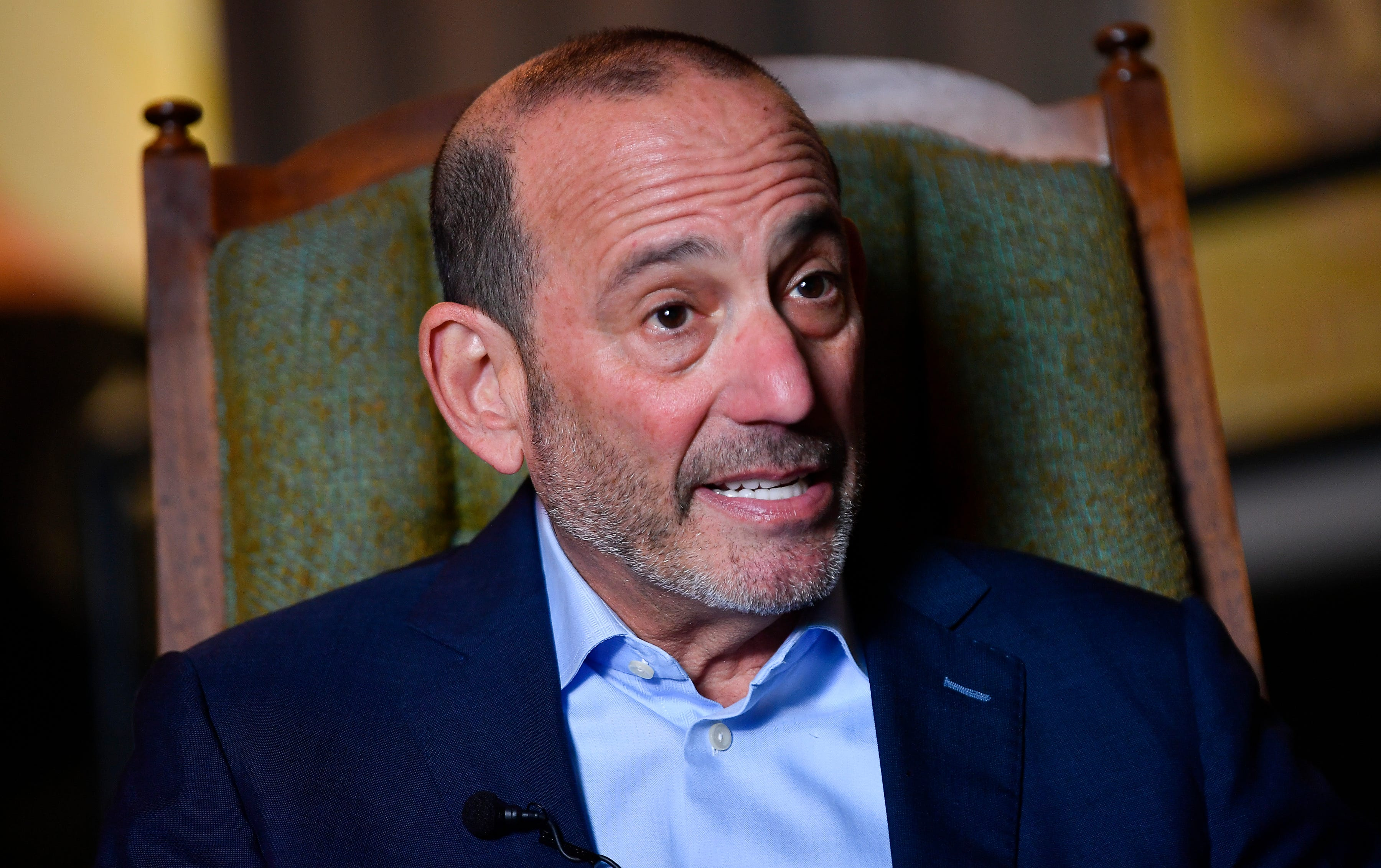MLS is 'still very much a growth story,' says commissioner Don Garber