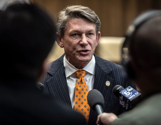 The University of Tennessee System will discuss on Wednesday how to safeguard against a bribery scheme aimed at sneaking unqualified student from wealthy families into college athletic programs.