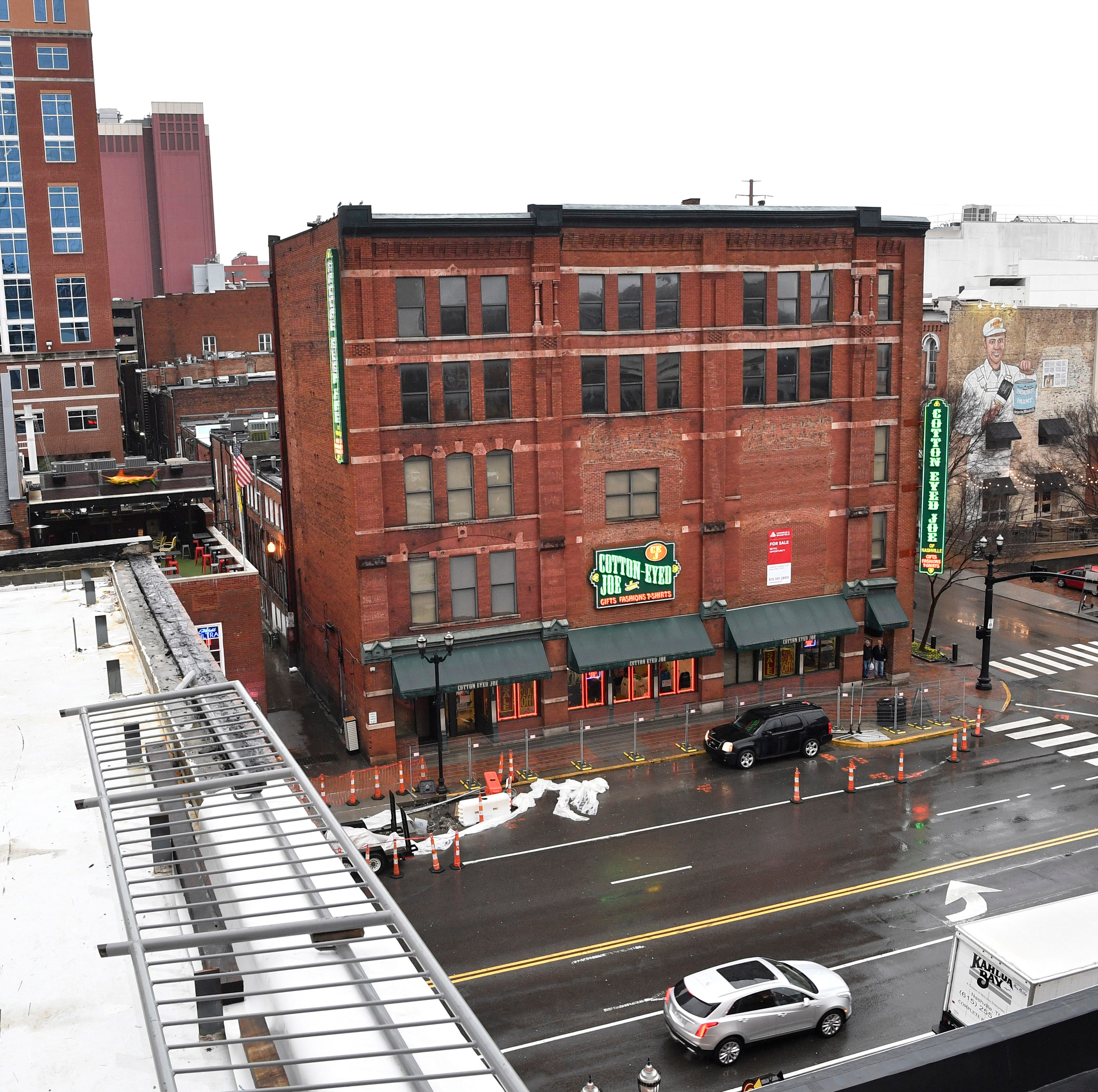 John Rich to expand honky-tonk footprint with new Lower Broadway purchase