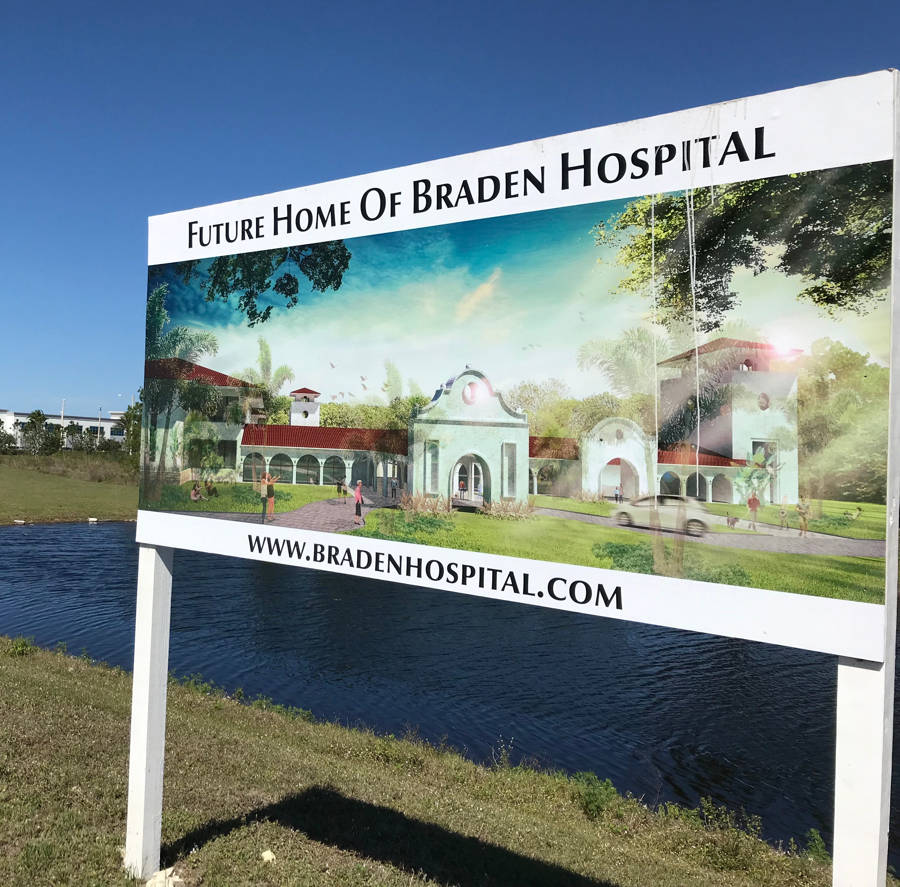 Braden Hospital founder talks about the past and future for medical care in eastern Collier