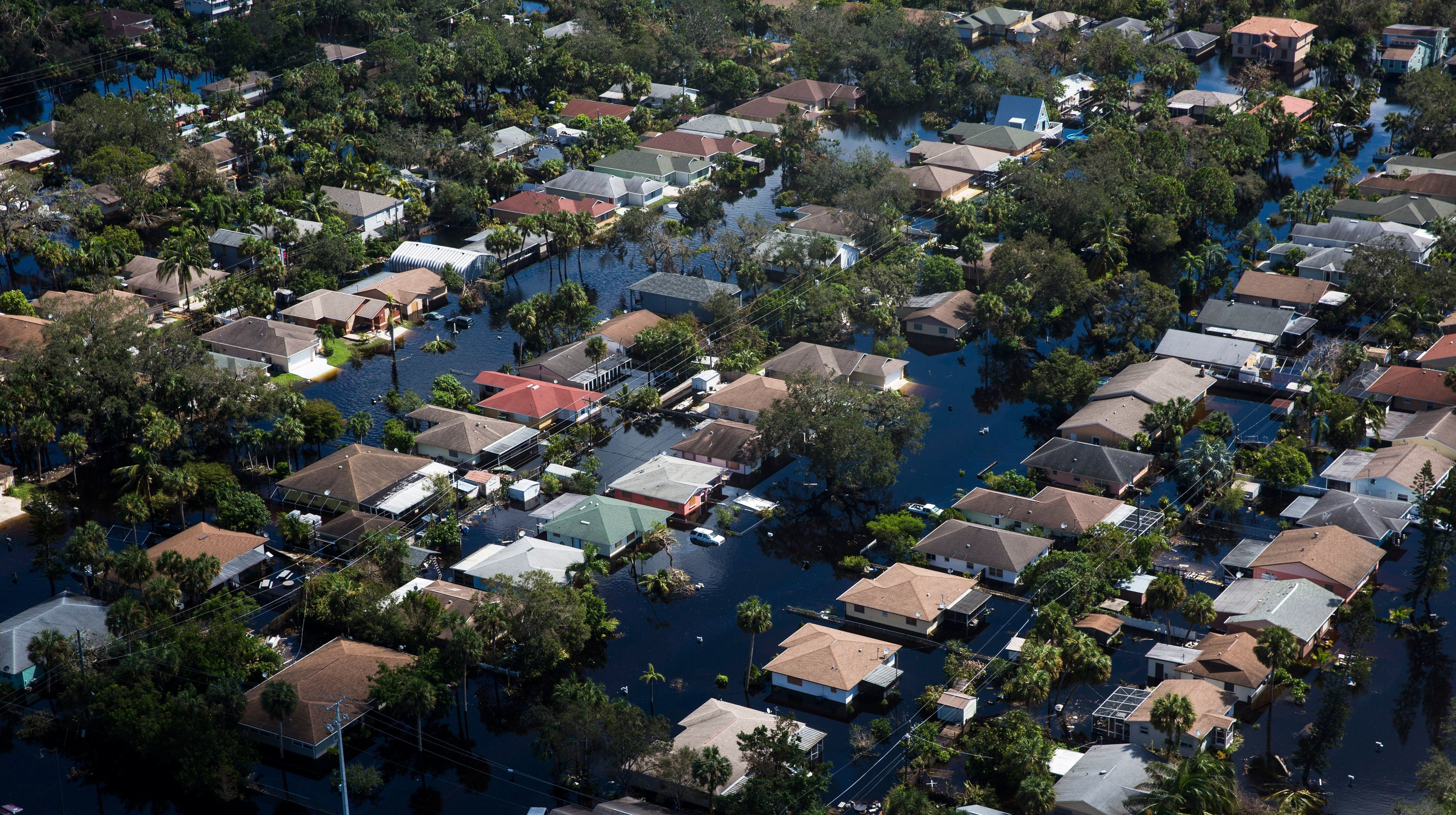 Hurricane Irma wake-up call on climate change for many Southwest Floridians, new Conservancy of Southwest Florida survey shows