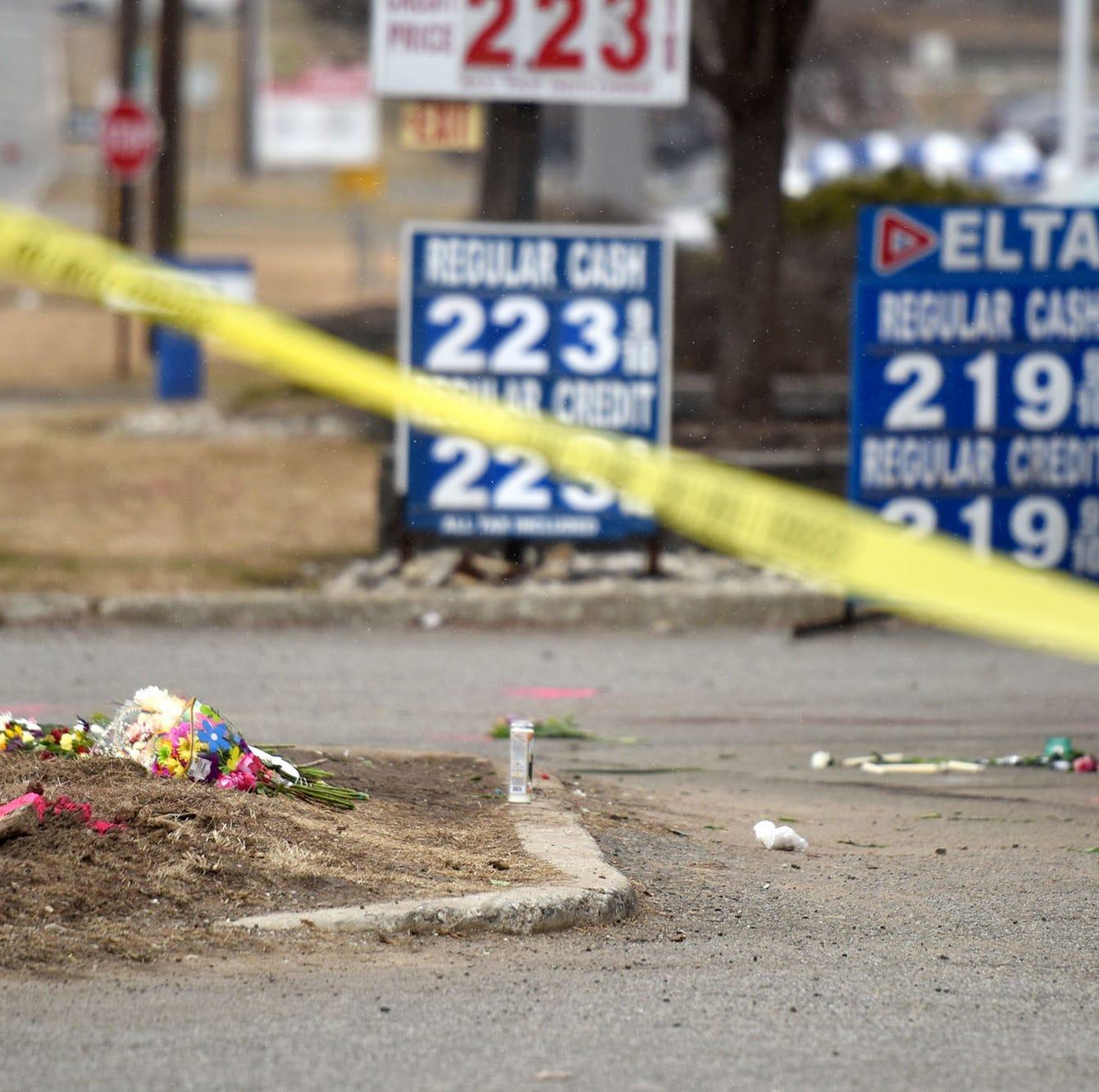 Gas station attendant killed in Wayne crash was set to leave job in 2 weeks