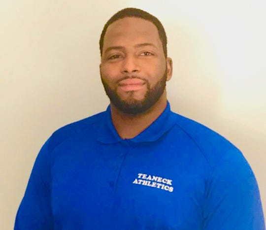 Sam Griffin, 29, has been named new head football coach at Teaneck High School.