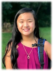 Halainah Napolitano, 11, died from complications of a virus in February.