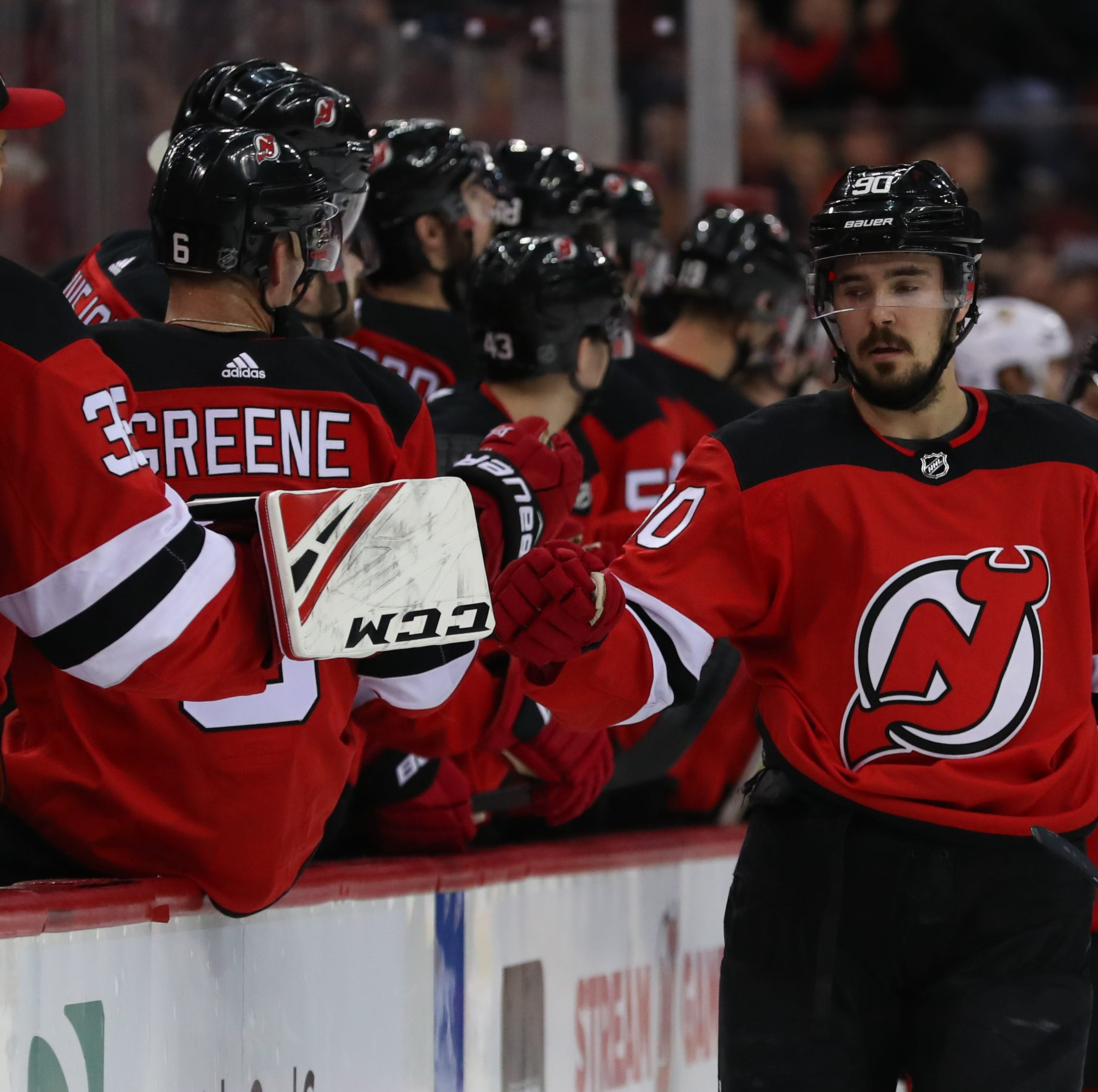 Devils trade Marcus Johansson to Bruins at NHL trade deadline