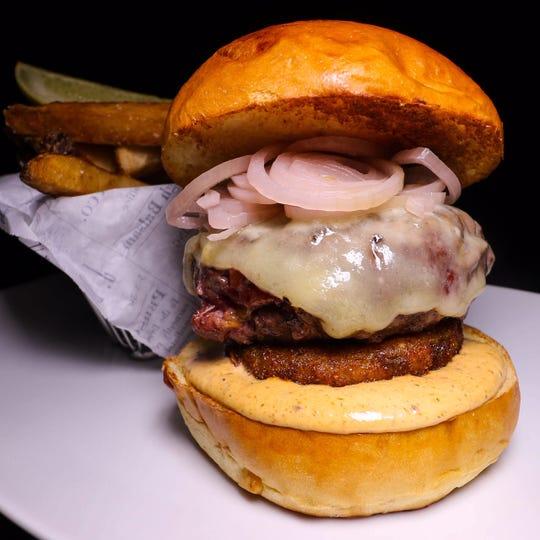 Ariane Kitchen & Bar's winning burger