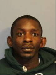 Keith Hill, 26, of Paterson, was arrested for his alleged involvement in a Paterson shooting.